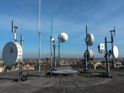 ponte radio sitip telecomunicazioni