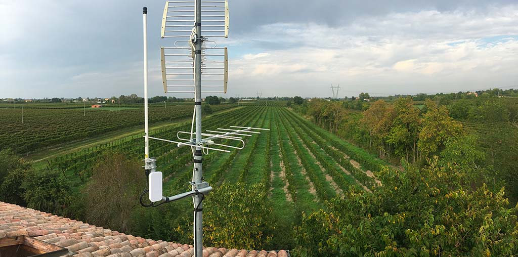 Agrismart Agricoltura Intelligente | SITIP TELECOMUNICAZIONI