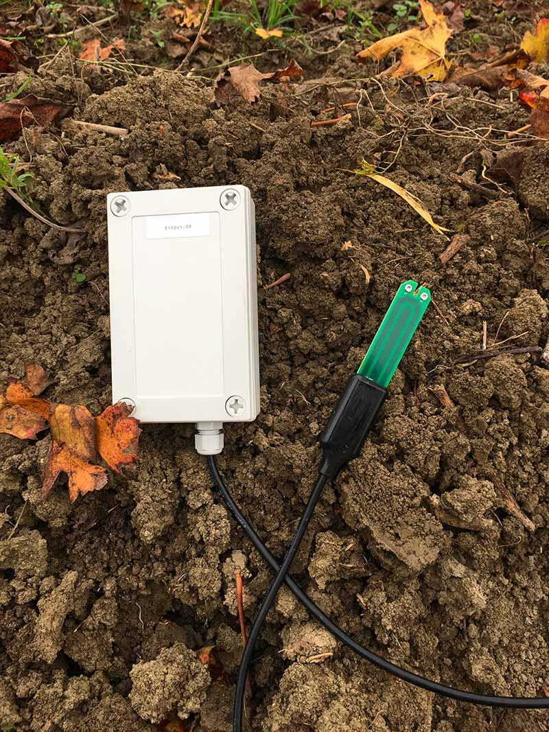 Sonda Temperatura Terreno Agrismart  | SITIP TELECOMUNICAZIONI