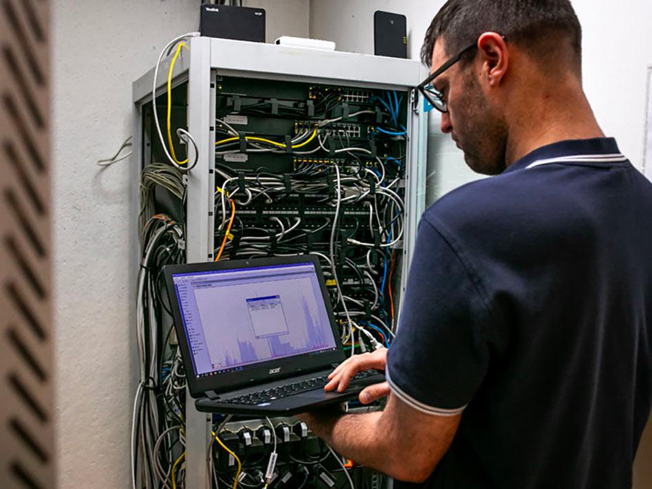Configurazione Rete Cablata | SITIP TELECOMUNICAZIONI