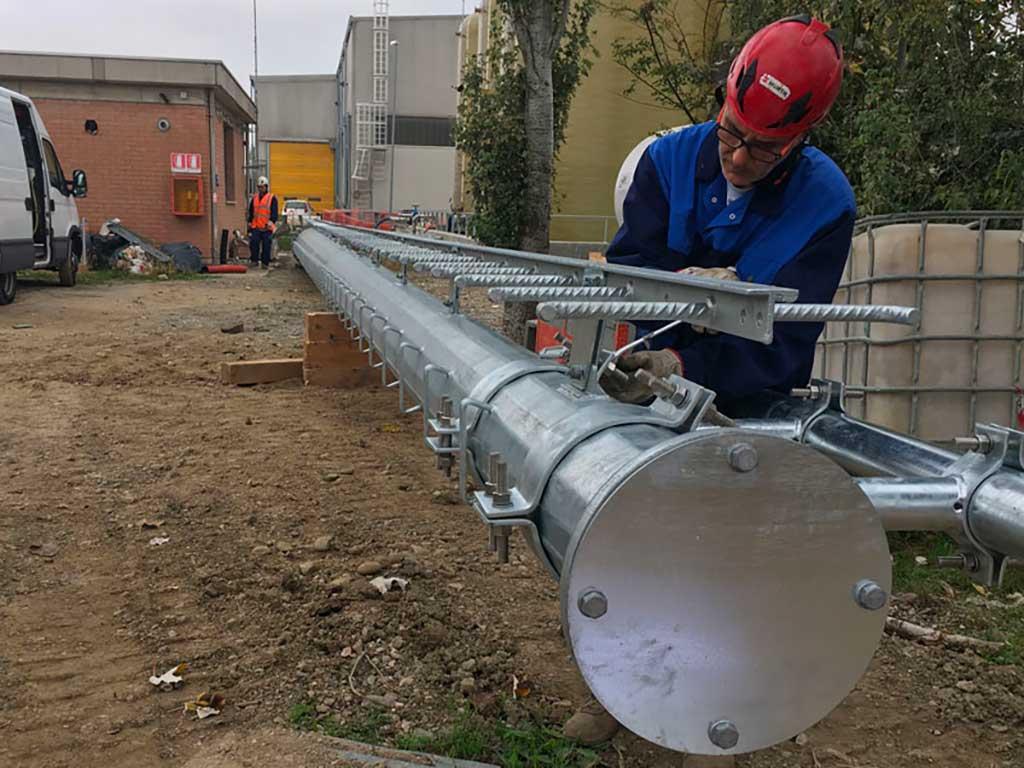 Installazione Infrastruttura Ponte Radio | SITIP TELECOMUNICAZIONI