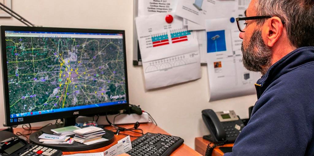 Installazione Ponti Radio | SITIP TELECOMUNICAZIONI